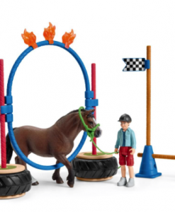 Schleich Pony Agility Race #42482