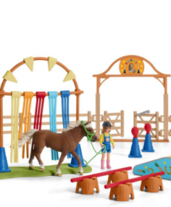 Schleich Pony Agility Training #42481
