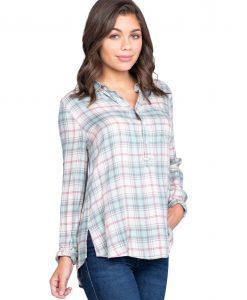Southern Shirt Women's Taylor Tunic Popover #2J015-729