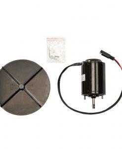 Moultrie ATV Spreader Motor W/ Spin Plate #MFP80061