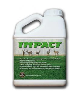 Whitetail Institute Impact Soil Amendment 4.25 lbs. #SA4.25