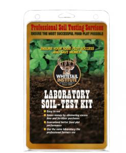 Whitetail Institute Soil Test Kit #STK
