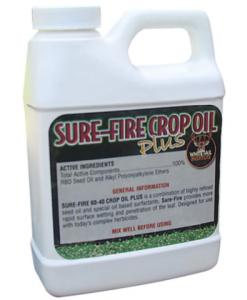 Whitetail Institute Sure-Fire Crop Oil Plus 16 fl oz. #SO1P