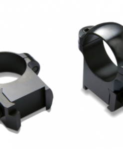 "Burris 1"" Medium CZ-Style Rings #420140"