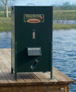 Texas Hunter Fish Feeder W/ Straight Legs #DF425DL