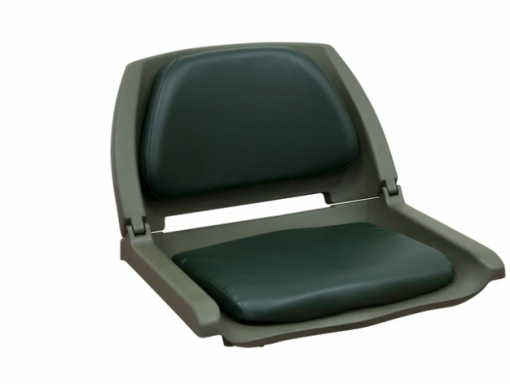 Wise Cushioned Molded Plastic Shell Fold Down #8WD139LS