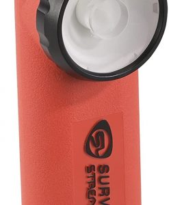 Streamlight Survivor Flashlight With 120V - Orange