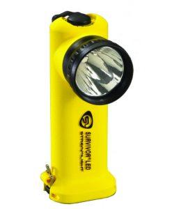Streamlight Survivor Flashlight With 120V - Yellow